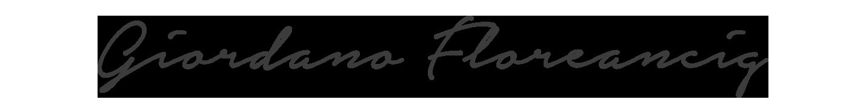 Giordano Floreancig Logo Grande
